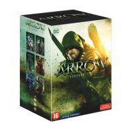 Coffret dvd Arrow saisons 1 à 6