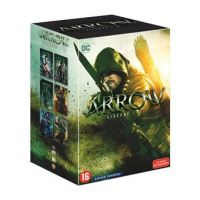 Coffret dvd Arrow saisons 1 à 6