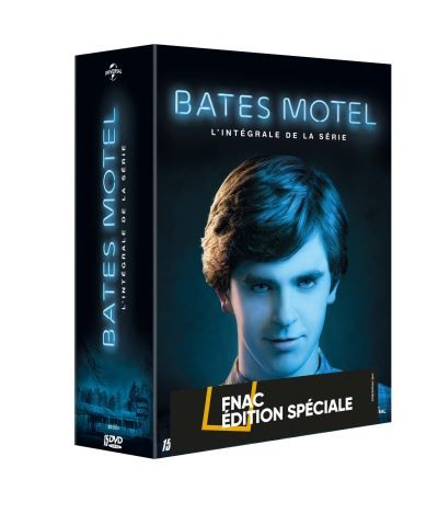 Coffret dvd l'intégrale Bates Motel