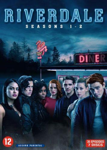 Coffret dvd Riverdale saisons 1 et 2