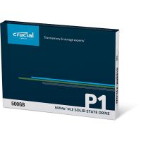 Disque dur 500 Go SSD Crucial P1 NVME