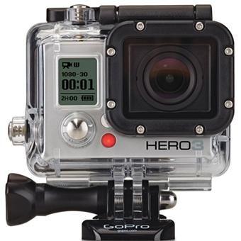 Caméra sport Gopro HD 3 Silver Edition