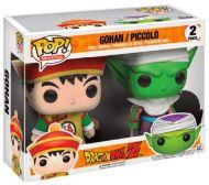 Pack de 2 figurines POP Gohan et Piccolo