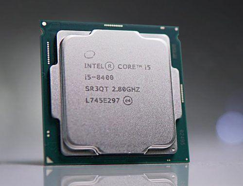 Processeur Intel Core I5 8400 socket 1151