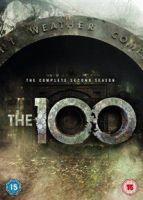 Coffret DVD Les 100 saison 2