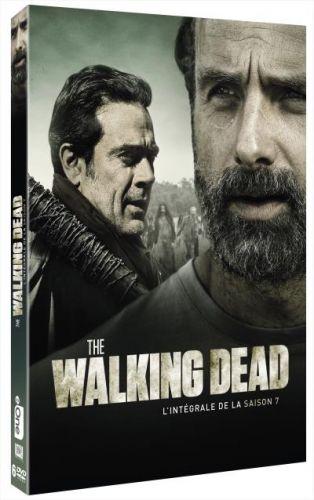 Coffret DVD The Walking Dead saison 7
