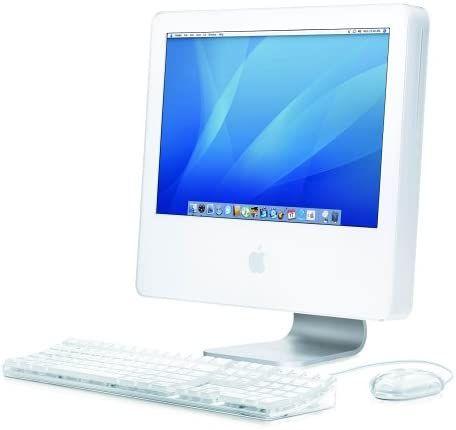 Apple Imac 20 pouces blanc