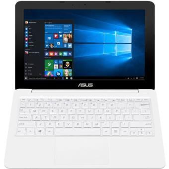 Netbook Asus Vivobook 202S blanc et noir
