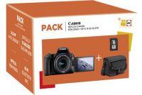 APN reflex Canon EOS 200D pack fnac