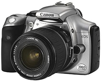APN Canon EOS 300D