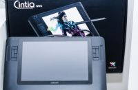 Tablette graphique Wacom Cintiq 12WX