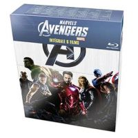 Coffret Blu-Ray Avengers de Marvel