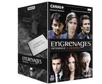Coffret DVD Engrenages saisons 1 à 6