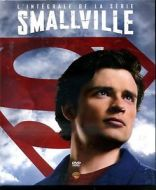 Coffret dvd SmallVille saisons 1 à10