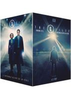 Coffret dvd X-files saisons 1 à 11