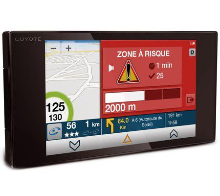 Assistant de conduite GPS Coyote Nav