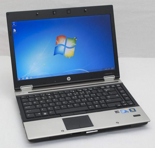 HP Elitebook 8440P Intel Core I7
