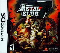 Jeu Metal slug 7 pour Nintendo ds
