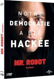 Coffret dvd Mr Robot saison 1