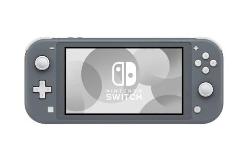 Console de jeu Nintendo Switch Lite grise