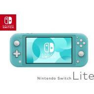 Console de jeu Nintendo Switch Lite bleue