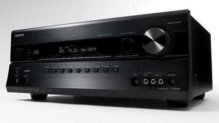 Amplificateur home cinéma Onkyo TX-SR608