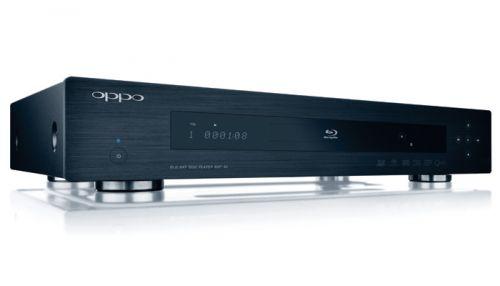 Platine Blu-ray de salon Oppo BDP-93EU