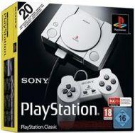 Console de jeu Sony Playstation Classic avec 20 jeux