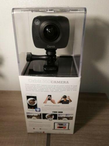 Caméra sport Qantik Orbit 360°