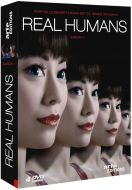 Coffret DVD saison 1 de la série Real Humans