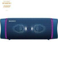 Ensemble bluetooth Sony SRS-XB33 bleue