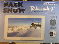Tablette tactile Takara Mid 169 pack snow