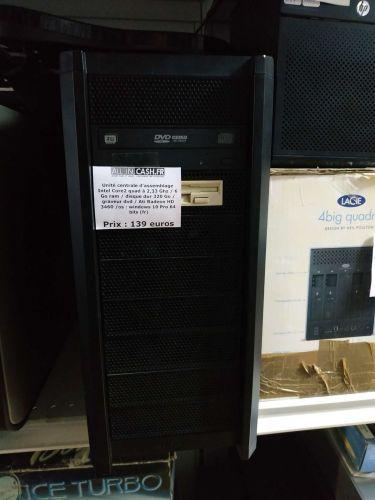 Pc d'assemblage Intel Core2 Quad